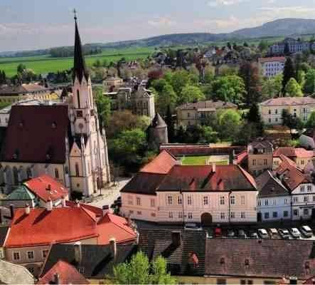 السياحة في ميلك النمسا