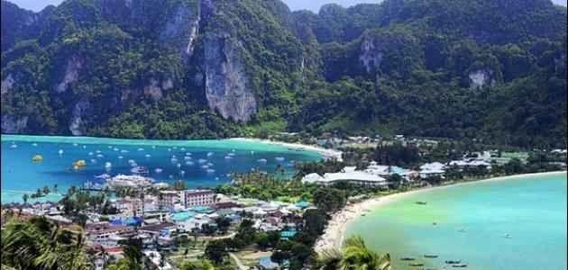 قرى الجزيرة