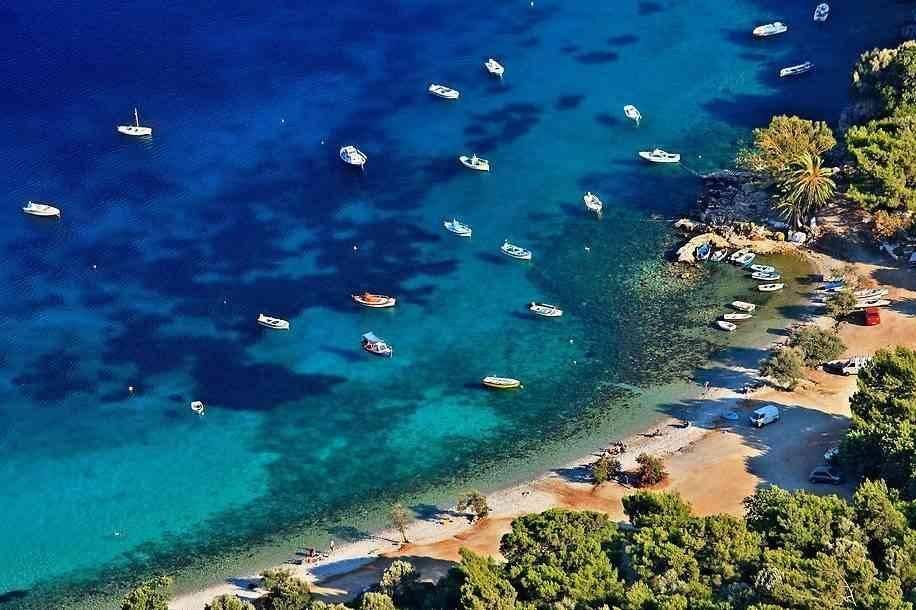 السياحة في جزيرة ساموس اليونانية