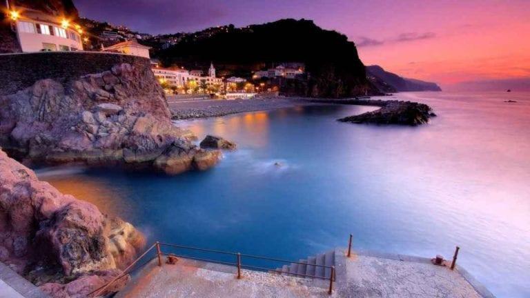 السياحة في جزيرة ماديرا البرتغال