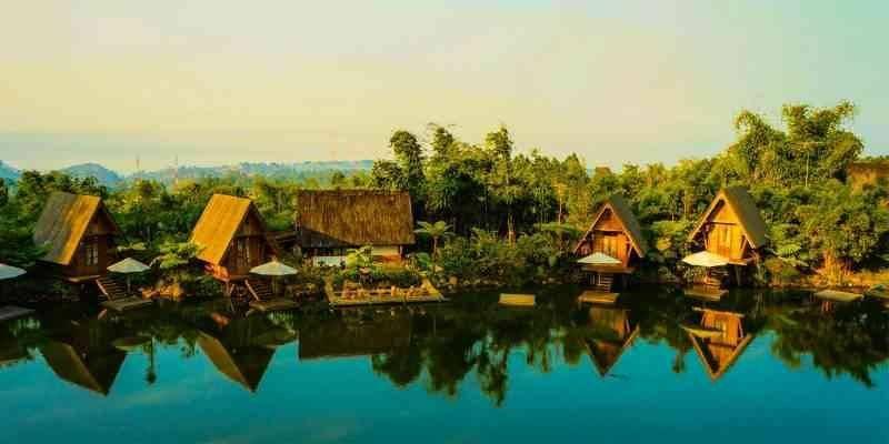 منتزه رانشا اوباس - الأنشطة السياحية في باندونق Bandung