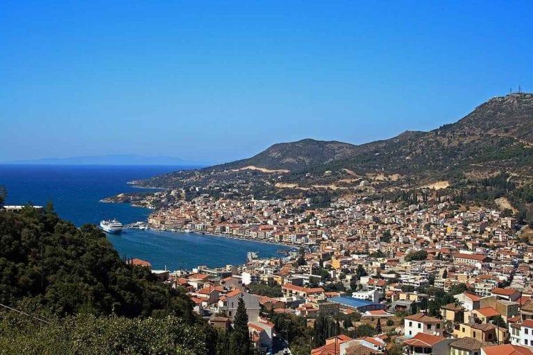 تعرف على أفضل الأوقات لزيارة جزيرة ساموس اليونانية