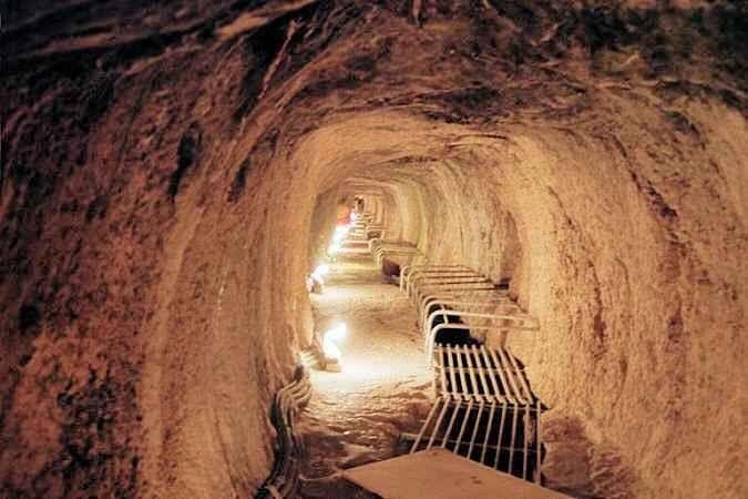 نفق يوبيلينوسThe Tunnel of Eupalinos