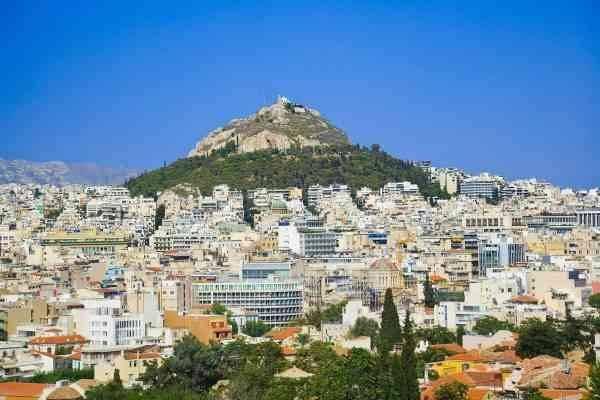 """""""تل الكافتيوس""""..حيث أجمل الانشطة السياحية في اليونان.."""