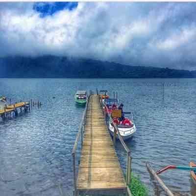 بحيرة سيتو باتينقان patenggang lake - الأنشطة السياحية في باندونق Bandung