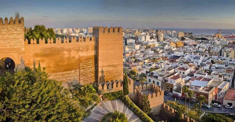 السياحة في مدينة ألميريا في اسبانيا