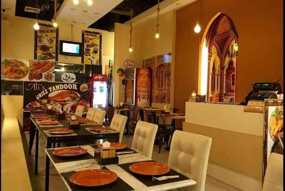 المطاعم الحلال فى مدينةبتايا تايلاند