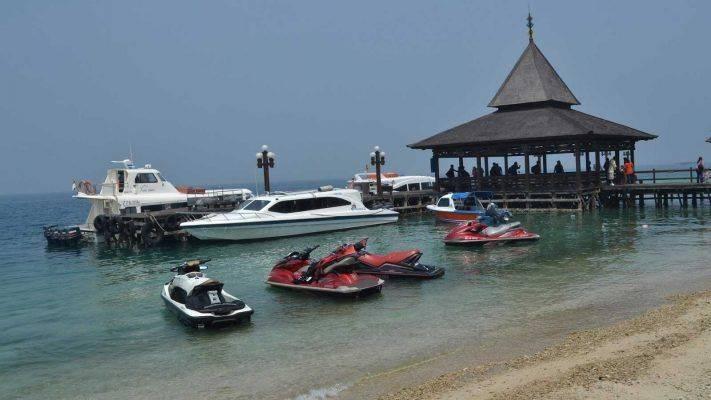 AYER ISLAND - المناطق السياحية القريبة من جاكرتا Jakarta