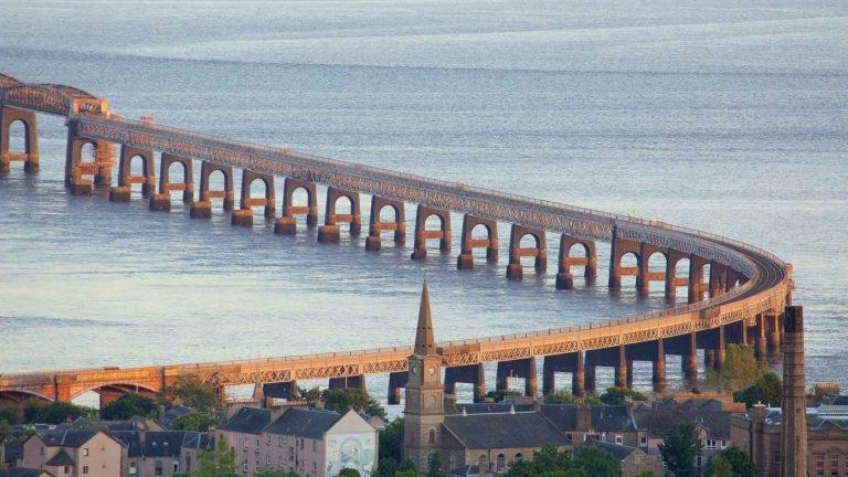 السياحة في دندي اسكتلندا