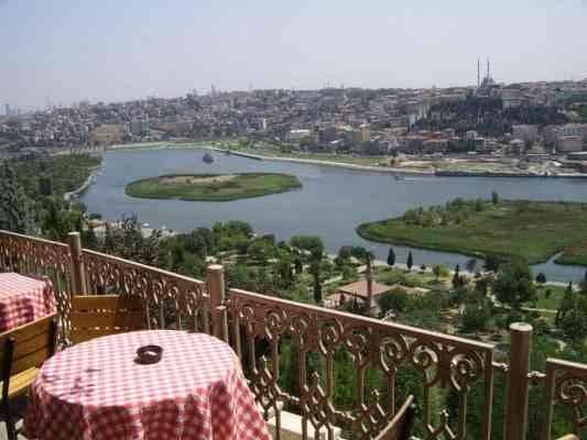 """""""تلة بيير لوتى""""..وافضل الانشطة السياحية في اسطنبول ..."""