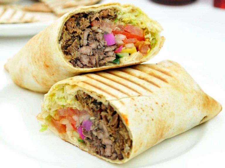 Shawarma empire - مطاعم حلال في تورنتو Toronto