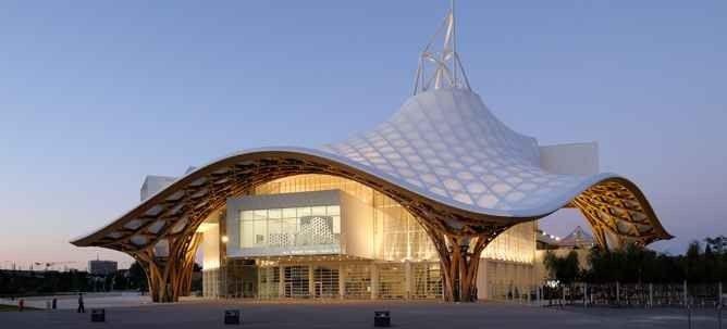 مركز بومبيدو متزThe Centre Pompidou-Metz