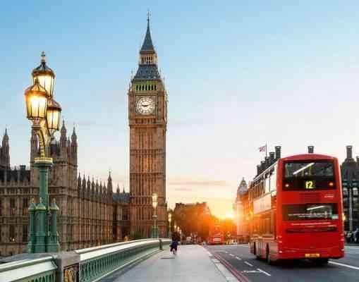 الأنشطة السياحية في لندن