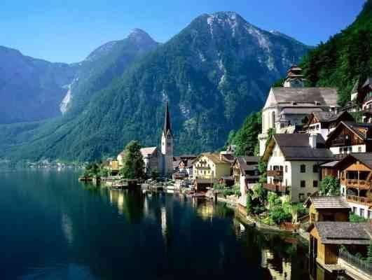 السياحة في كلاغنفورت النمسا