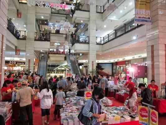 التسوق في باندونق - الأنشطة السياحية في باندونق Bandung