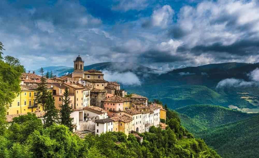السياحة فيأومبريا ايطاليا