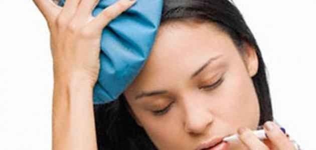 كيفية العلاج من سخونة النفاس