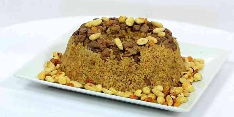 الأرز النيجيري المقلي