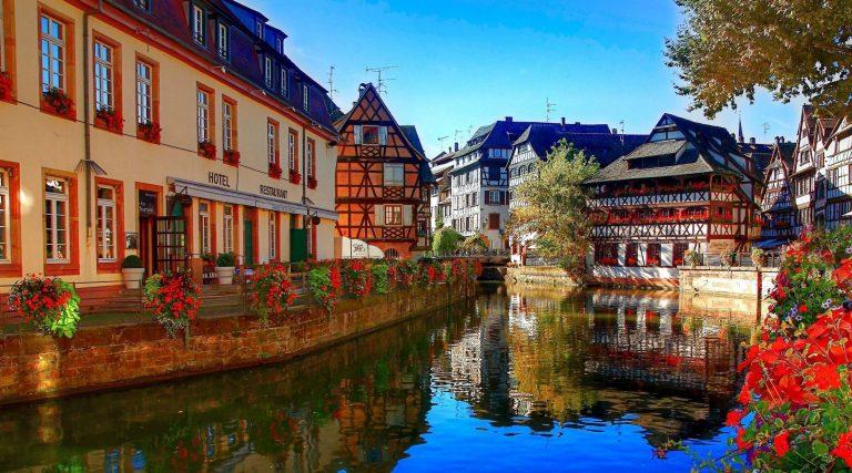 المناطق السياحية القريبة من ستراسبورغ Strasburg