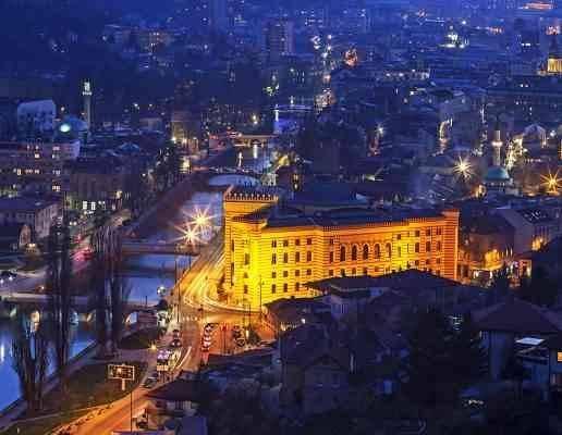 المناطق السياحية القريبة من سراييفو Sarajevo