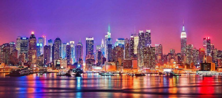 المناطق السياحية القريبة من نيويورك New York