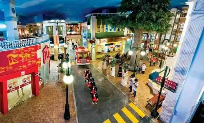 اماكن سياحية للاطفال فيسنغافورةSingapore