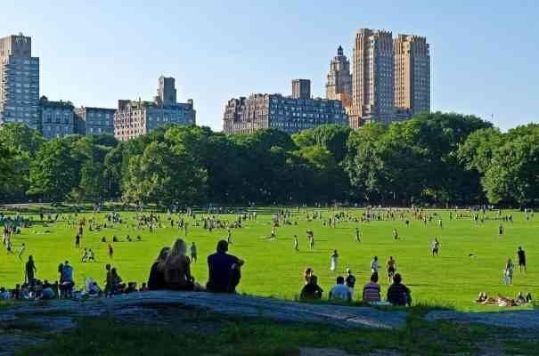 حديقة السنترال بارك - أماكن سياحية للاطفال في نيويورك New York City