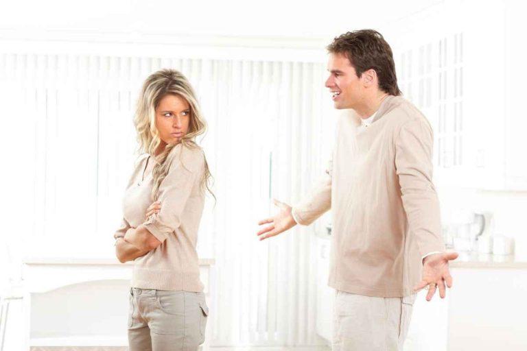 64bdf3e7c كيف أتعامل مع زوجي العنيد : طرق خاصة جداً للتعامل مع الزوج العنيد  مرتحل