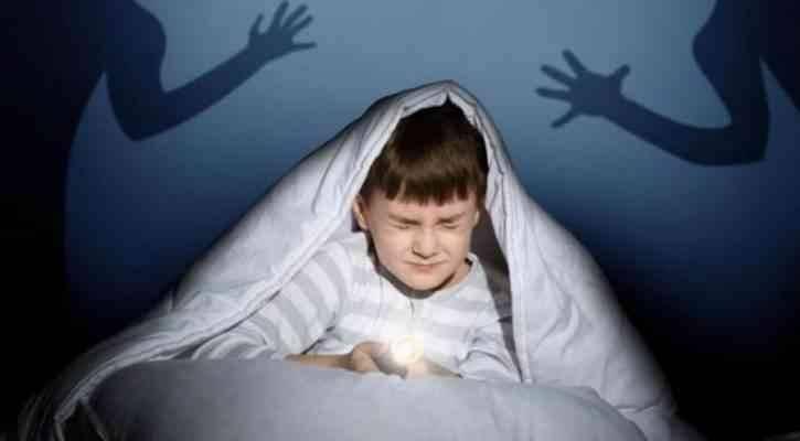 مشكلة الخوف عند الأطفال ..