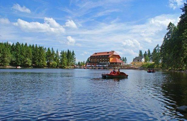 بحيرة موملسىmummelsee lake