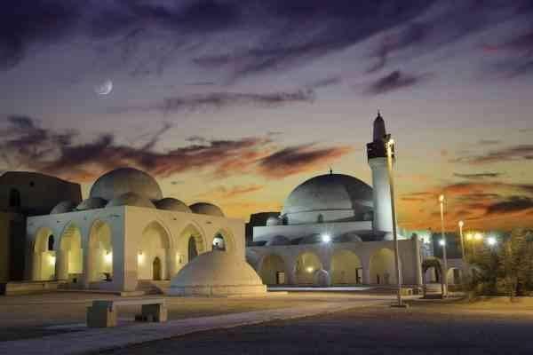قصر إبراهيم الأثرى