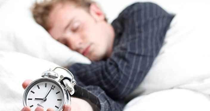 النوم بشكل سليم للتخلص من العصبية