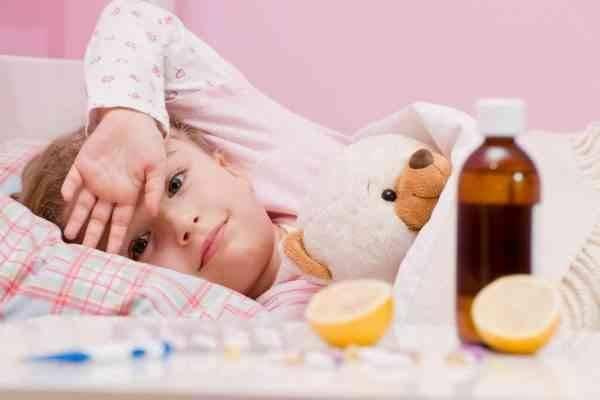 علاج سخونة الطفل بإستخدام وصفات منزلية
