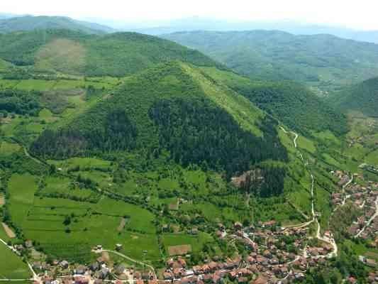 Bosnian Pyramids - المناطق السياحية القريبة من سراييفو Sarajevo