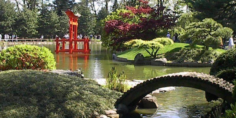 Brooklyn Botanic Garden - المناطق السياحية القريبة من نيويورك New York