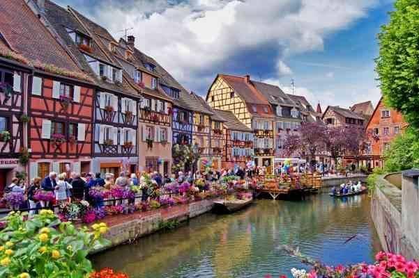 colmar - المناطق السياحية القريبة من ستراسبورغ strasburg