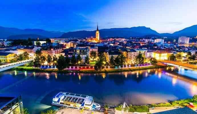 Historic Villach - المناطق السياحية القريبة من سالزبورغ Salzburg