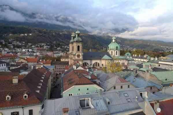 Innsbruck - المناطق السياحية القريبة من سالزبورغ Salzburg