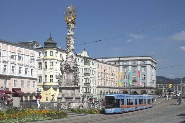 Lovely Linz - المناطق السياحية القريبة من سالزبورغ Salzburg