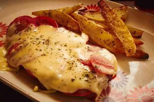 اكلات مشهورة Milanesas-604x400