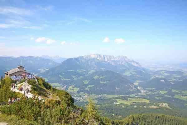 Obersalzberg - المناطق السياحية القريبة من سالزبورغ Salzburg