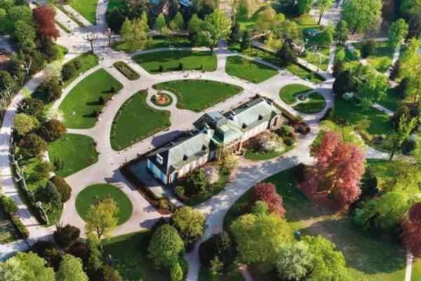 """""""حديقة اورانجرى""""..واحدة من أجمل المناطق السياحية القريبة من باريس.."""