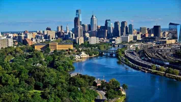 Philadelphia - المناطق السياحية القريبة من نيويورك New York