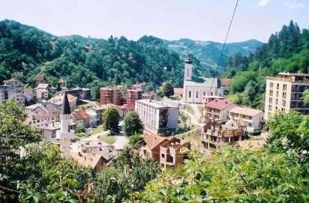 Srebrenica Tour - المناطق السياحية القريبة من سراييفو Sarajevo