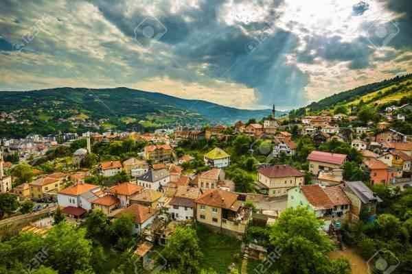 Travnik - المناطق السياحية القريبة من سراييفو Sarajevo