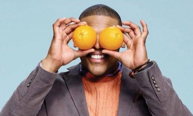 فوائد قشر البرتقال للعين
