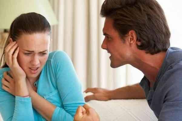 التعامل مع الزوج المتسلط