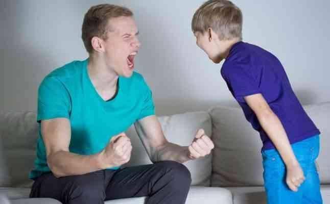 كيف أتعامل مع أبي العصبي