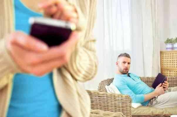 التعامل مع الزوج الشكاك