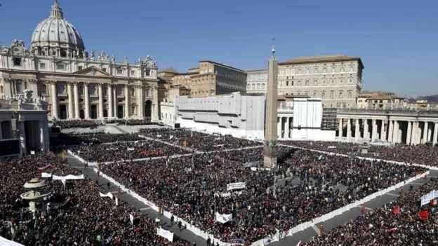 حقائق عن الفاتيكان